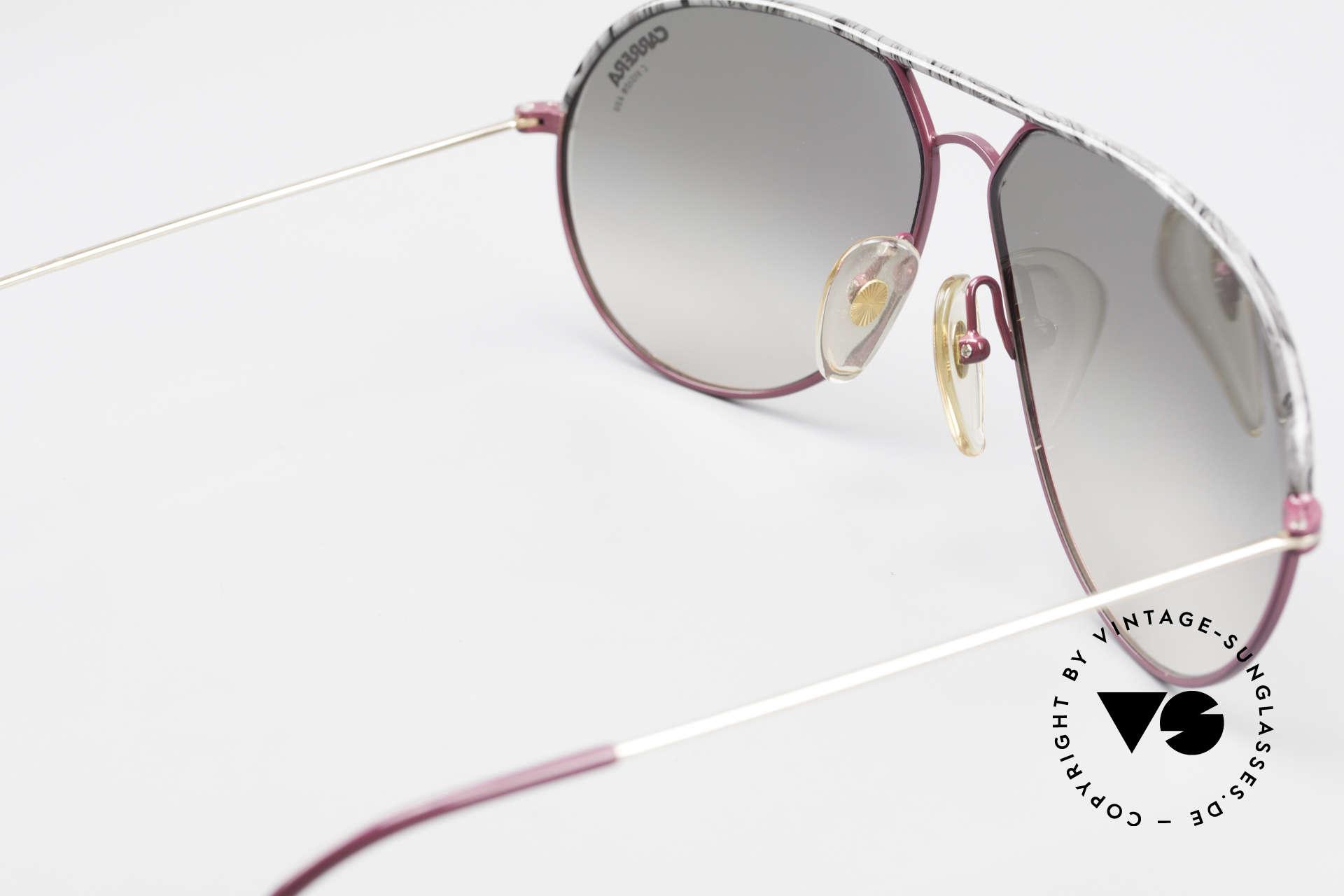 Carrera 5428 Rare Alte Sonnenbrille 80er, KEINE Retrobrille, sondern ein altes 80er Original!, Passend für Herren und Damen