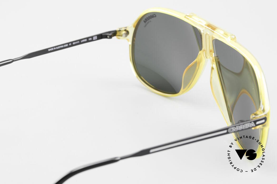 Carrera 5590 Optyl Sport Sonnenbrille 80er