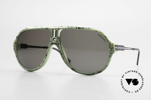 Carrera 5565 Vintage Sonnenbrille Optyl Details