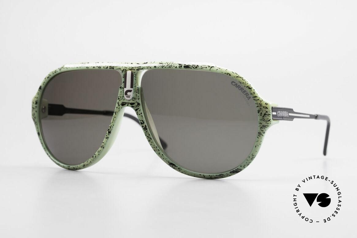 Carrera 5565 Vintage Sonnenbrille Optyl, Carrera 5565: ein absoluter Klassiker aus den 80ern, Passend für Herren