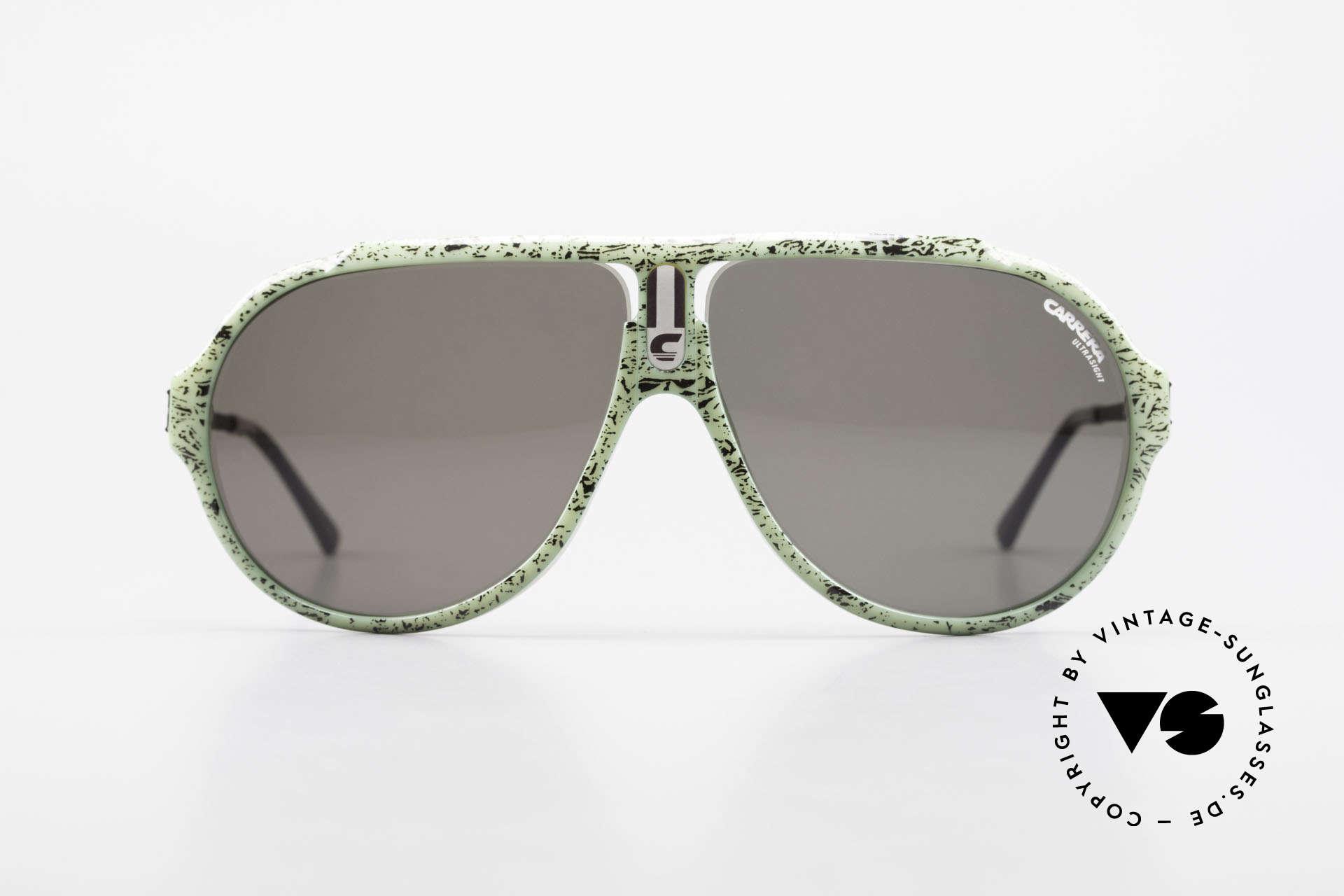 Carrera 5565 Vintage Sonnenbrille Optyl, sehr ähnlich dem berühmten Carrera Modell '5512', Passend für Herren
