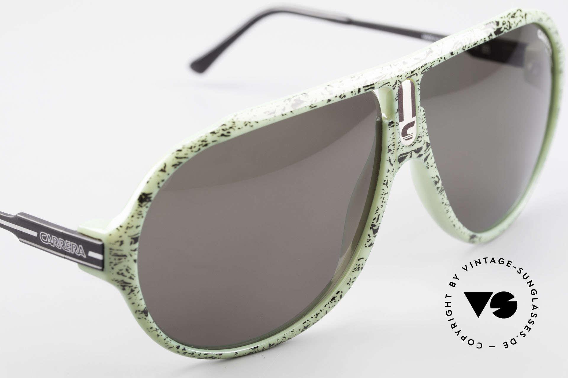 Carrera 5565 Vintage Sonnenbrille Optyl, KEINE Retro-Sonnenbrille; ein 30 J. altes ORIGINAL!, Passend für Herren