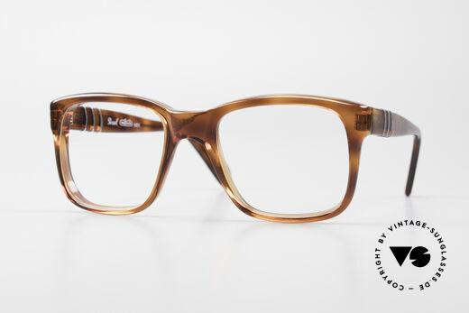 Persol 58150 Ratti Old School Vintage Brille Details