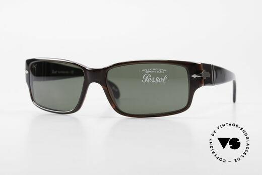 Persol 2832 Markante Herren Sonnenbrille Details
