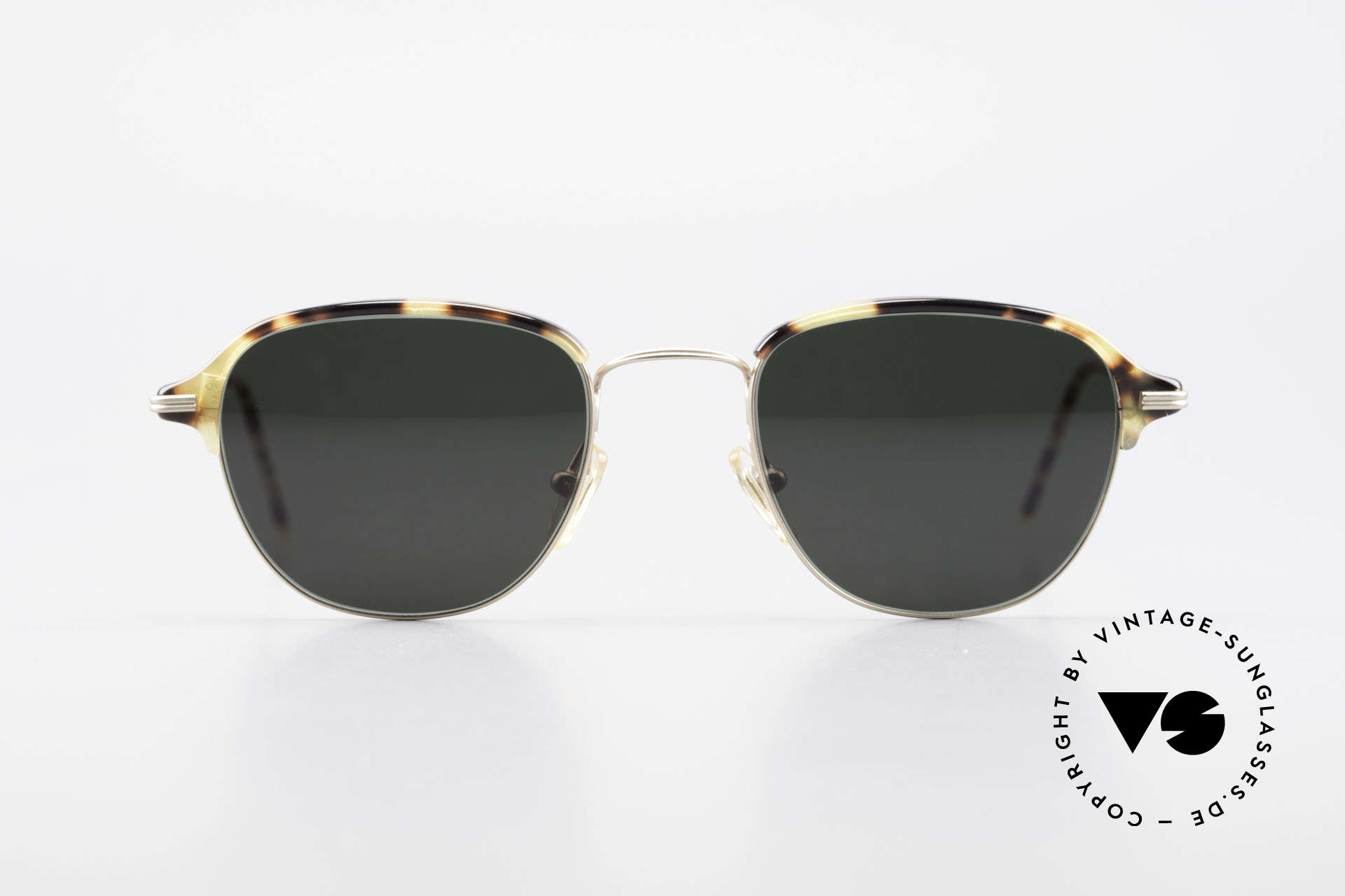 Cutler And Gross 0373 Designer Panto Sonnenbrille, klassisch, zeitlose Understatement Luxus-Sonnenbrille, Passend für Herren und Damen