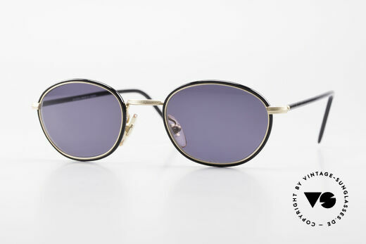 Cutler And Gross 0394 Classic Vintage Sonnenbrille Details