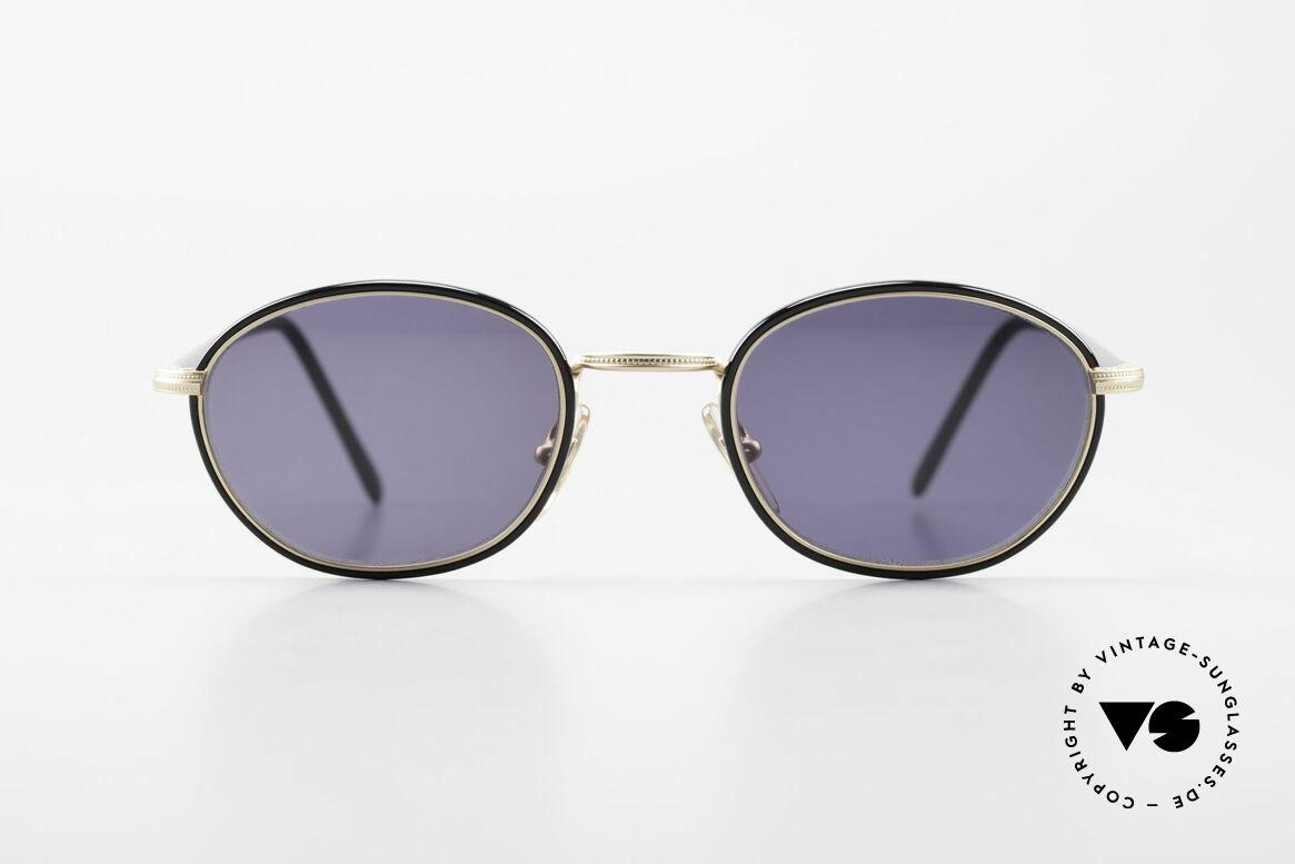 Cutler And Gross 0394 Classic Vintage Sonnenbrille, klassisch, zeitlose Understatement Luxus-Sonnenbrille, Passend für Herren und Damen