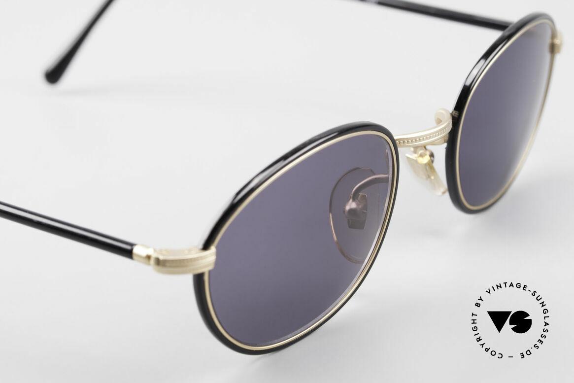 Cutler And Gross 0394 Classic Vintage Sonnenbrille, ungetragen; Modell ist auch beliebig optisch verglasbar, Passend für Herren und Damen