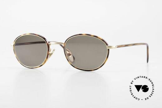 Cutler And Gross 0394 Vintage Sonnenbrille Klassisch Details