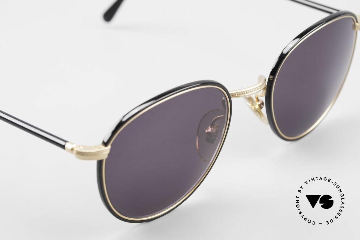 Cutler And Gross 0352 Vintage Panto Sonnenbrille, ungetragen; Modell ist auch beliebig optisch verglasbar, Passend für Herren und Damen