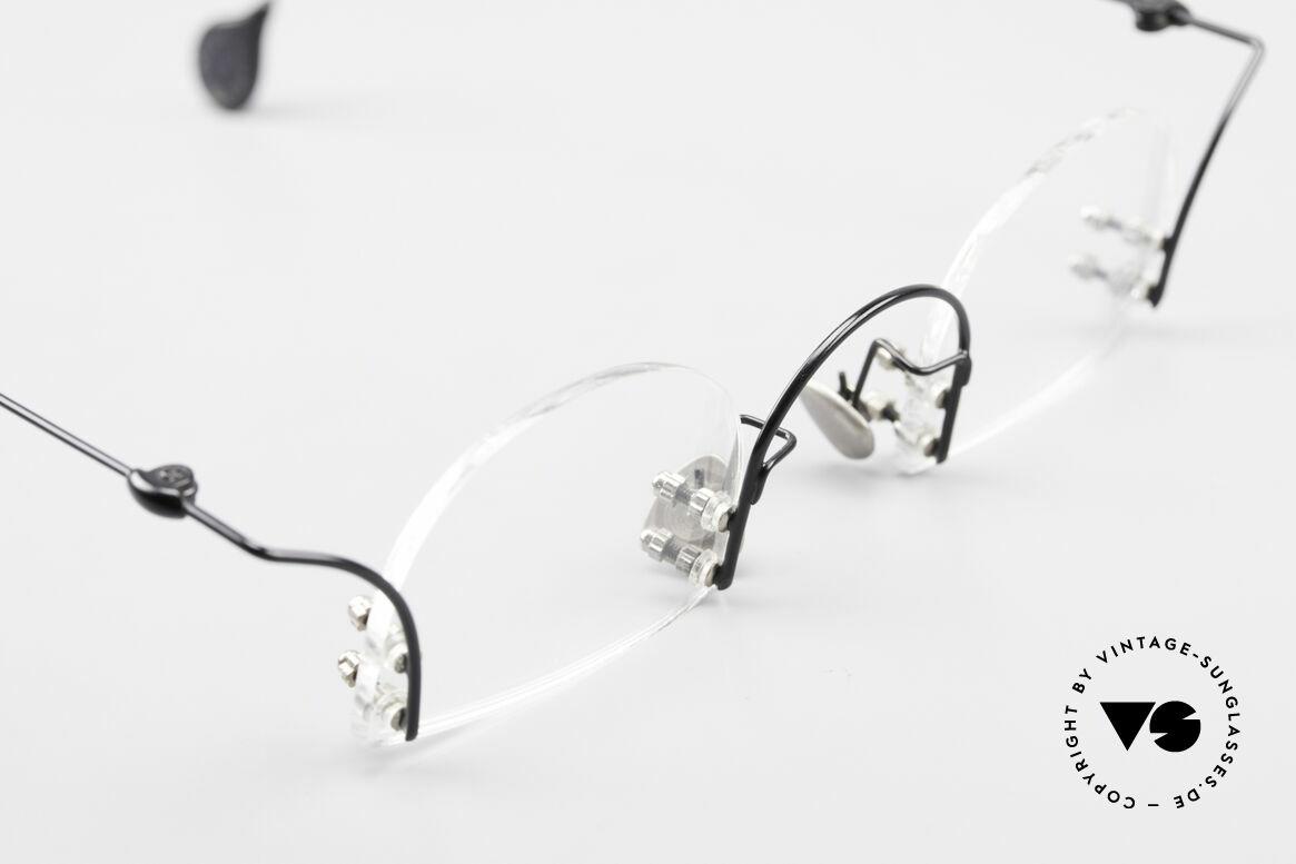 Paul Chiol 2000 Randlose Vintage Kunstbrille