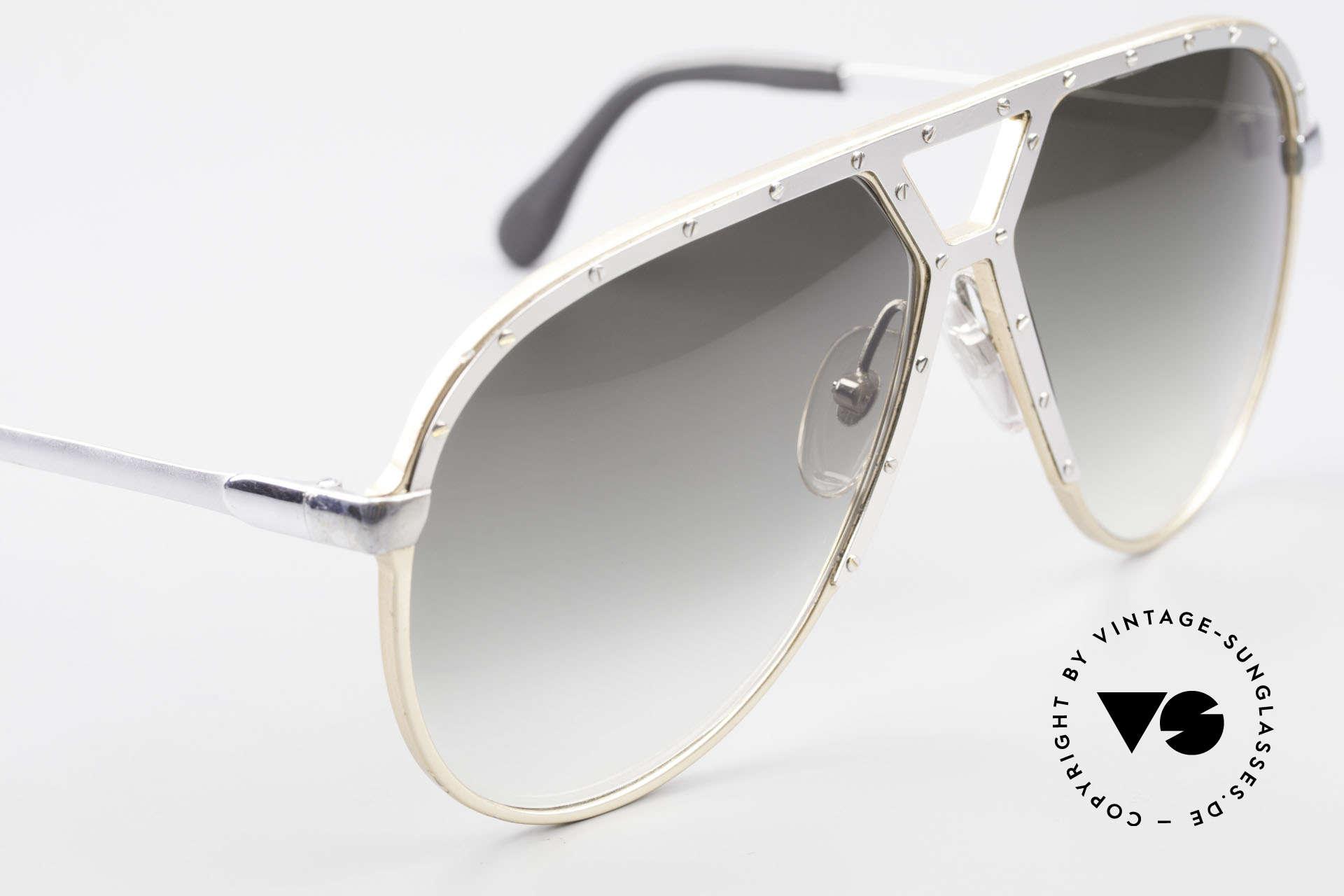 Alpina M1 Erste 80er Generation Brille, ungetragenes Exemplar (absolutes Sammlerstück), Passend für Herren