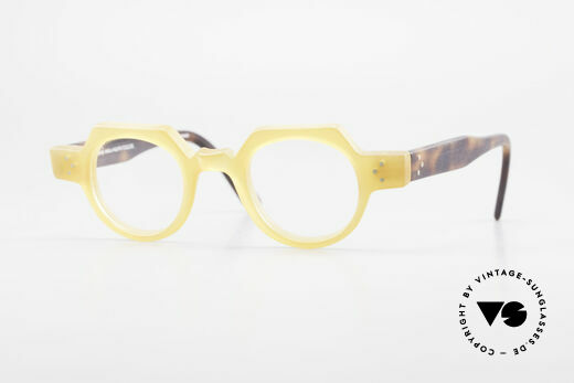 Anne Et Valentin Groucho Echt Alte 80er Vintage Brille Details