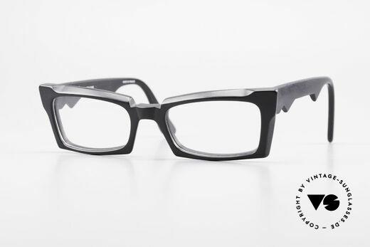 Anne Et Valentin Belphegor Alte 80er Brille Echt Vintage Details