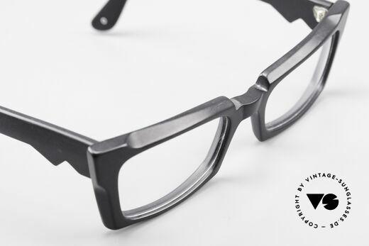 Anne Et Valentin Belphegor Alte 80er Brille Echt Vintage, ungetragenes Einzelstück aus den 80ern (mit orig. Etui), Passend für Damen