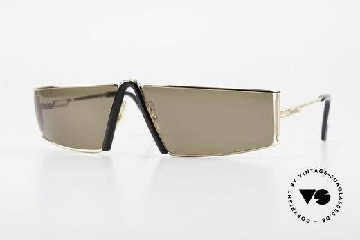 Ferrari F19 Sonnenbrille Wie XL Lesebrille Details