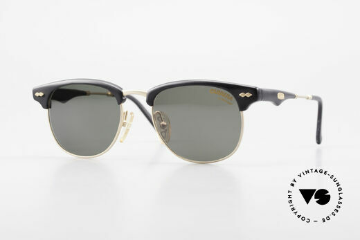 Carrera 5624 Clubmaster Style Sonnenbrille Details