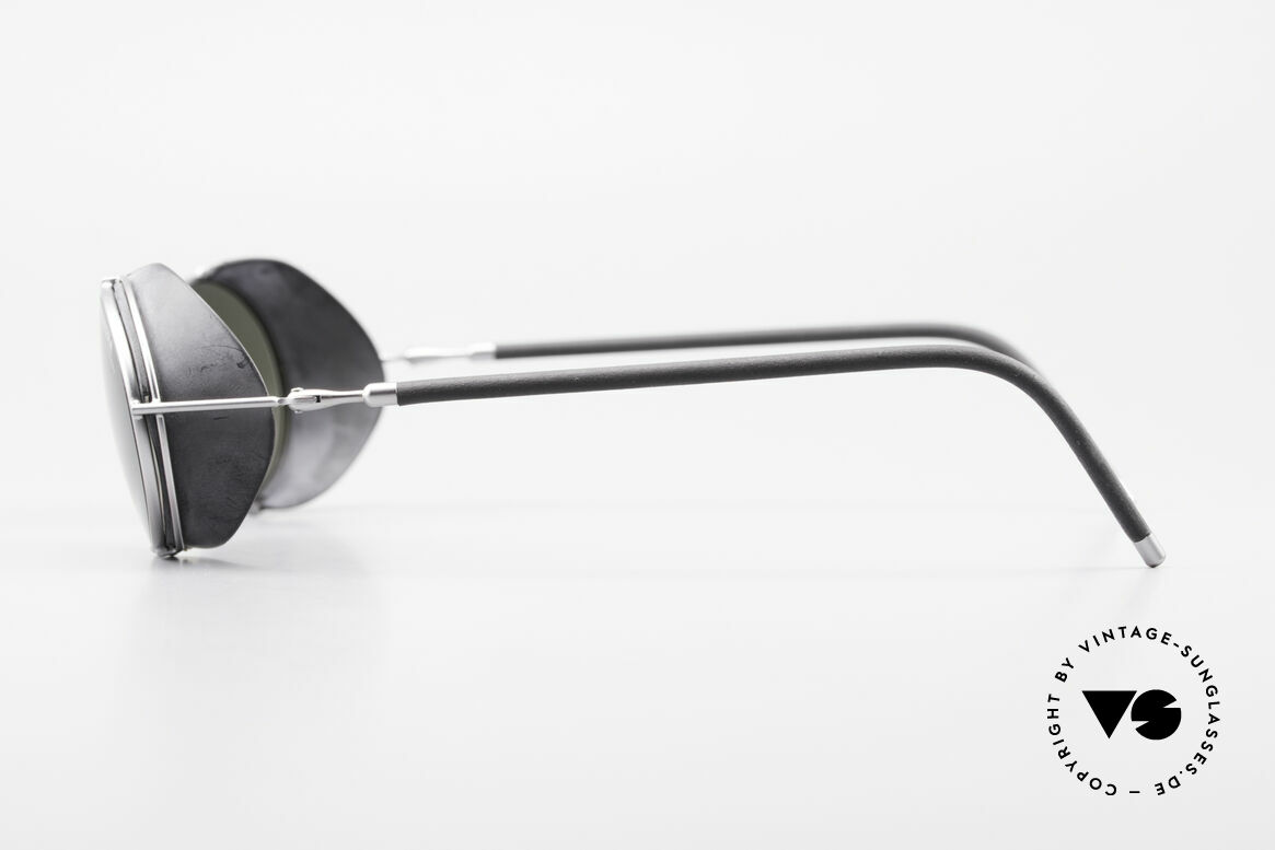 Carrera 5580 90er Sportbrille Steampunk, ungetragen (wie all unsere 90er J. DesignKlassiker), Passend für Herren und Damen