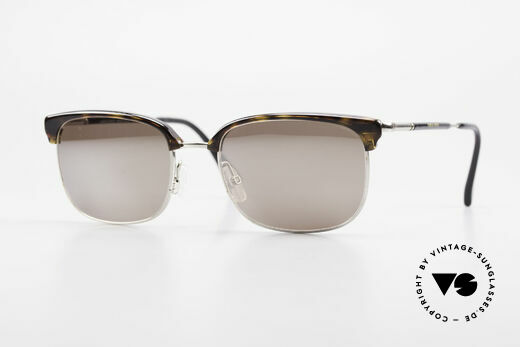 Giorgio Armani 788 Eckige Panto Sonnenbrille Details