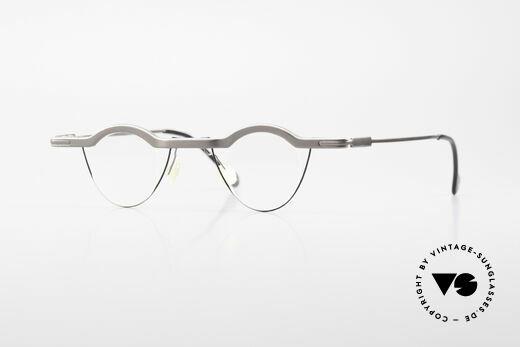 Paul Chiol 2019 Rare Bauhaus Brille Titanium Details