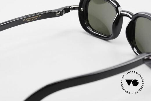 Karl Lagerfeld 4117 Rare 90er Damen Sonnenbrille, Sonnengläser aus Polykarbonat für 100% UV Protection, Passend für Damen