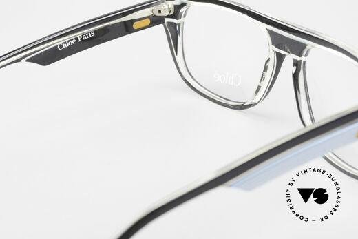 Chloe 8361 Rare Alte 80er Vintage Brille, Größe: medium, Passend für Herren und Damen