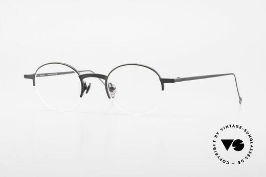 Markus Marienfeld Sina Pure Titanium Brille Handmade Details