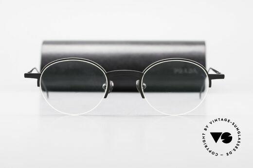 Markus Marienfeld Sina Pure Titanium Brille Handmade, Größe: medium, Passend für Herren und Damen