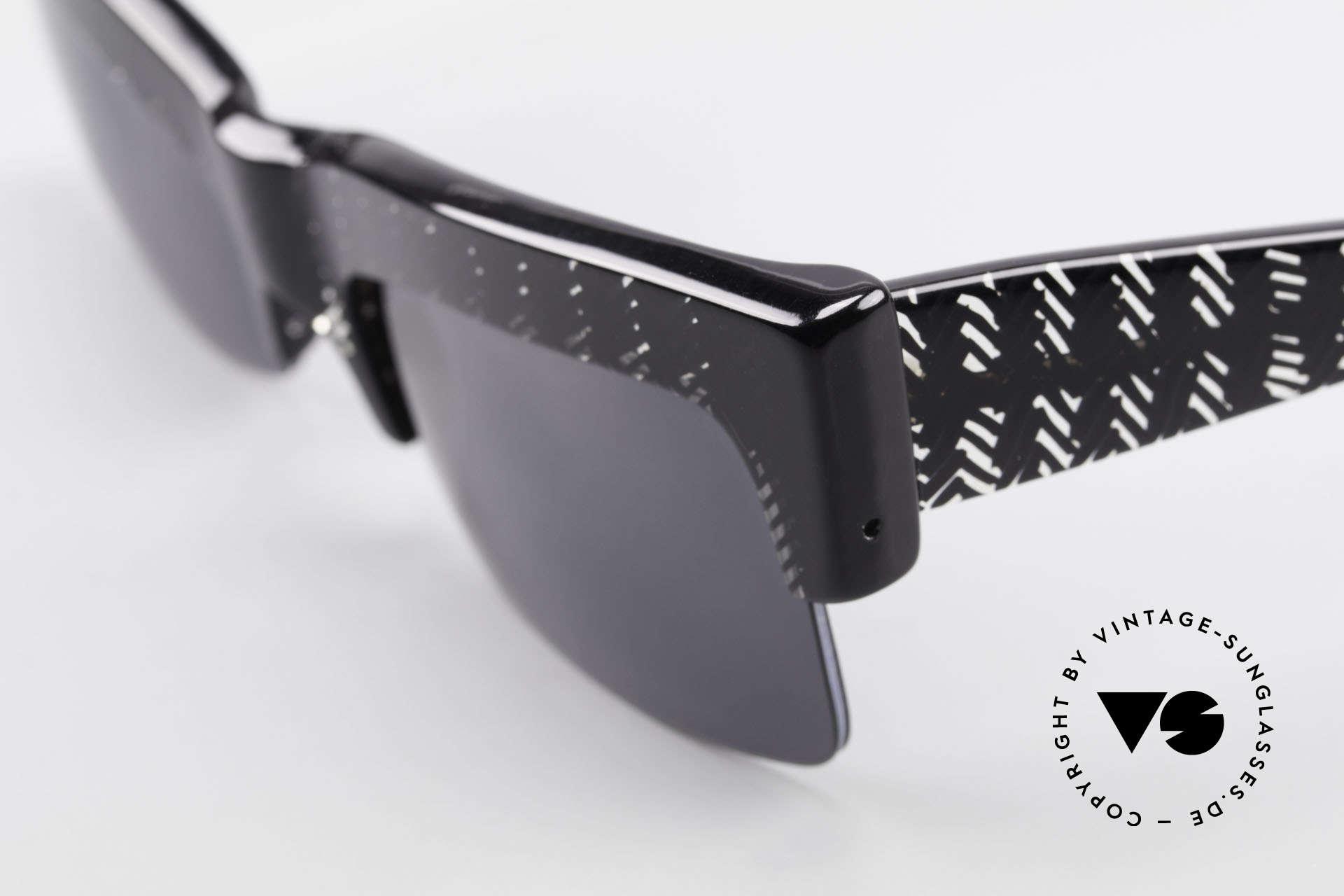 Claude Montana 522 80er Design Von Alain Mikli, Montana Brillen wurden oft von Alain Mikli entworfen,, Passend für Damen