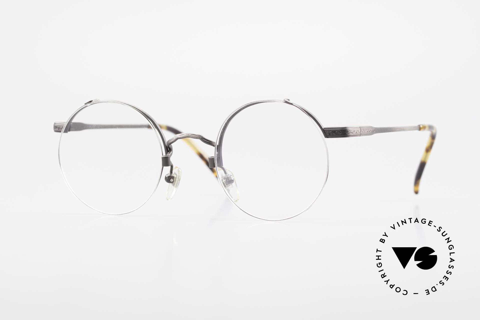 Bada BL9 Oliver Peoples Eyevan Pendant, alte vintage BADA Brillenfassung aus den 90er Jahren, Passend für Herren und Damen