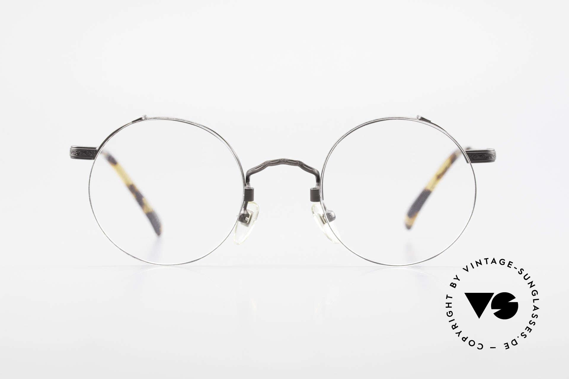 Bada BL9 Oliver Peoples Eyevan Pendant, in Los Angeles designed & in Sabae (Japan) produziert, Passend für Herren und Damen