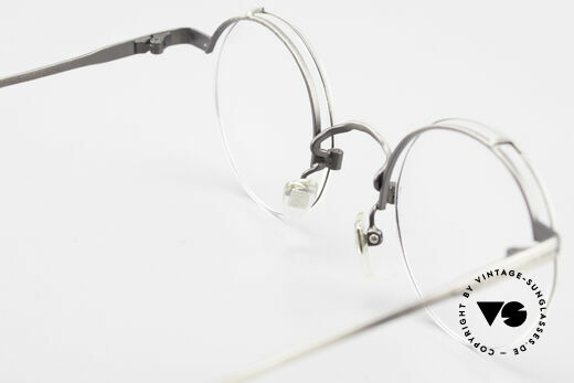 Bada BL9 Oliver Peoples Eyevan Pendant, KEINE RETRObrille, sondern ein einzigartiges Original, Passend für Herren und Damen