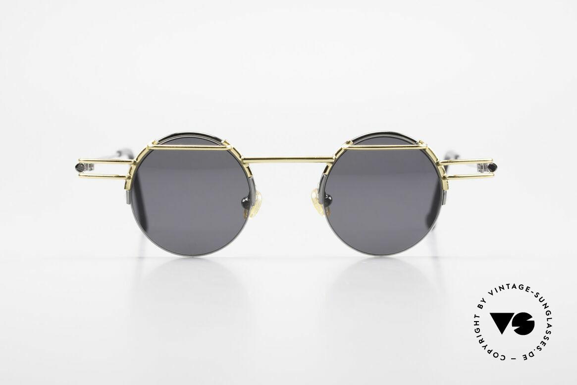IMAGO Luna Runde Designer Sonnenbrille, 'Imago' ist Latein für: Idee, Form, Vision, Bildnis, Passend für Herren und Damen