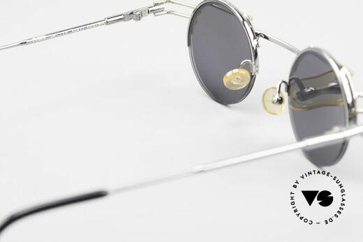 IMAGO Luna Runde Designer Sonnenbrille, KEIN RETROBRILLE, sondern echt 'alt' und 'vintage', Passend für Herren und Damen