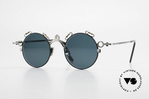 IMAGO Neptun Panto Designer Sonnenbrille Details