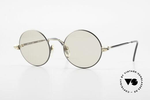 Silhouette M7112 Die Brille mit den Händen Details