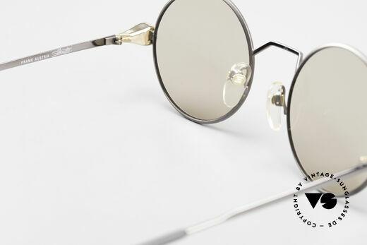 Silhouette M7112 Die Brille mit den Händen, gemacht für die Ewigkeit und beliebig verglasbar, Passend für Herren und Damen