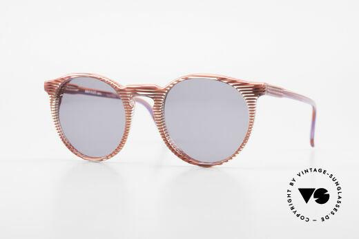 Alain Mikli 034 / 274 Damen Panto Sonnenbrille Details