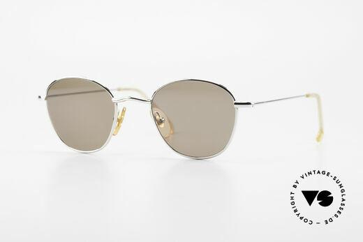 W Proksch's M8/1 90er Avantgarde Sonnenbrille Details
