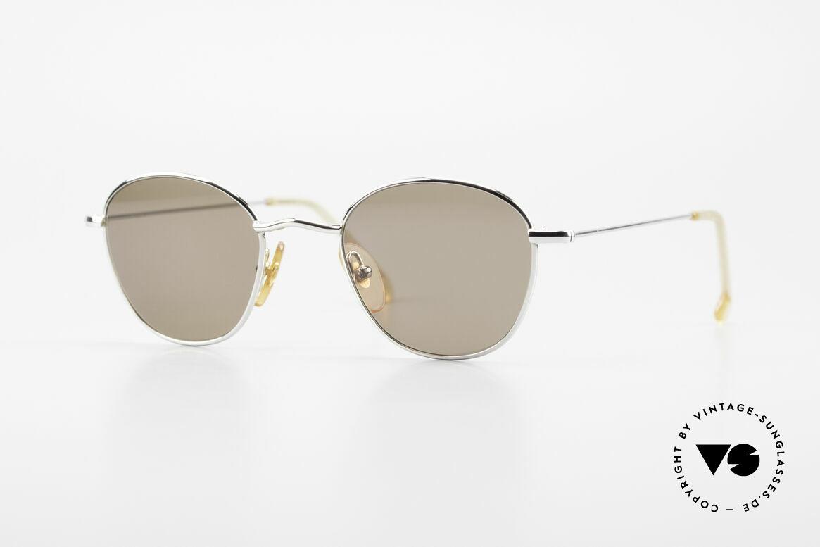 W Proksch's M8/1 90er Avantgarde Sonnenbrille, Proksch's vintage Titanium-Sonnenbrille von 1995, Passend für Herren und Damen