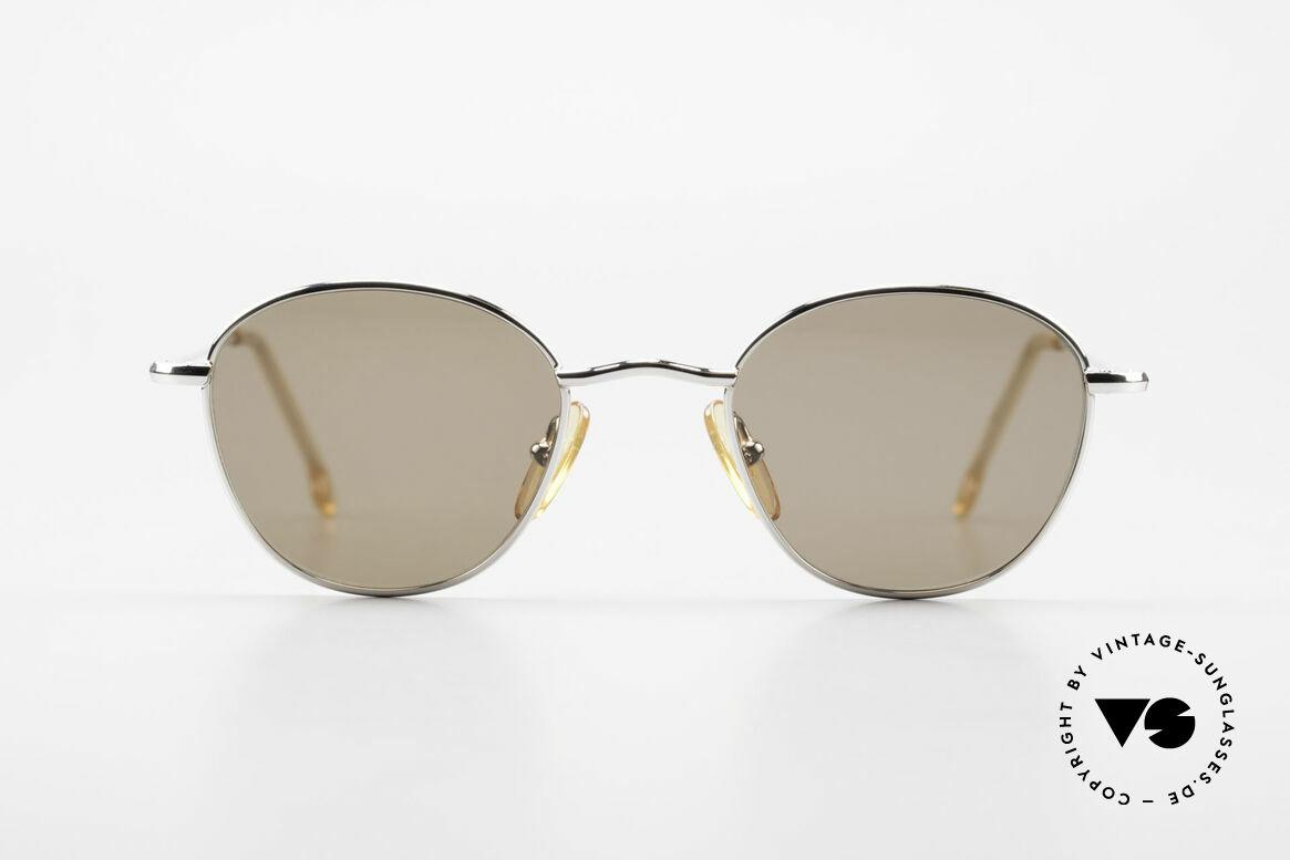 W Proksch's M8/1 90er Avantgarde Sonnenbrille, damals noch von Wolfgang Proksch selbst produziert, Passend für Herren und Damen