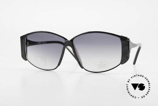 Gucci 2308 80er Damen Vintage XL Brille Details