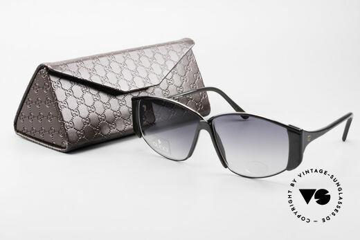 Gucci 2308 80er Damen Vintage XL Brille, Größe: large, Passend für Damen