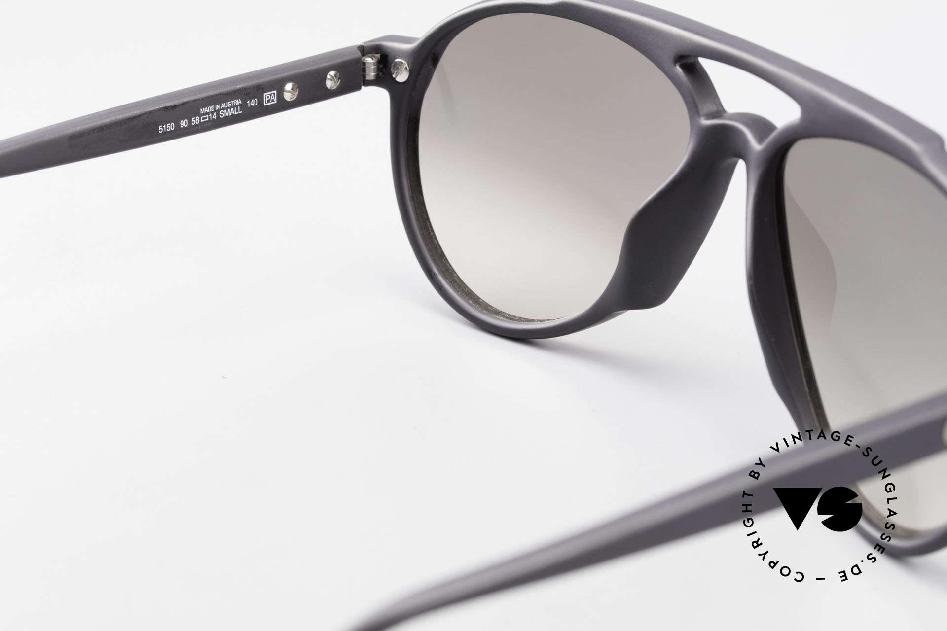 BOSS 5150 90er Vintage Pilotenbrille, damals SMALL ist heute eher MEDIUM Größe, Passend für Herren und Damen