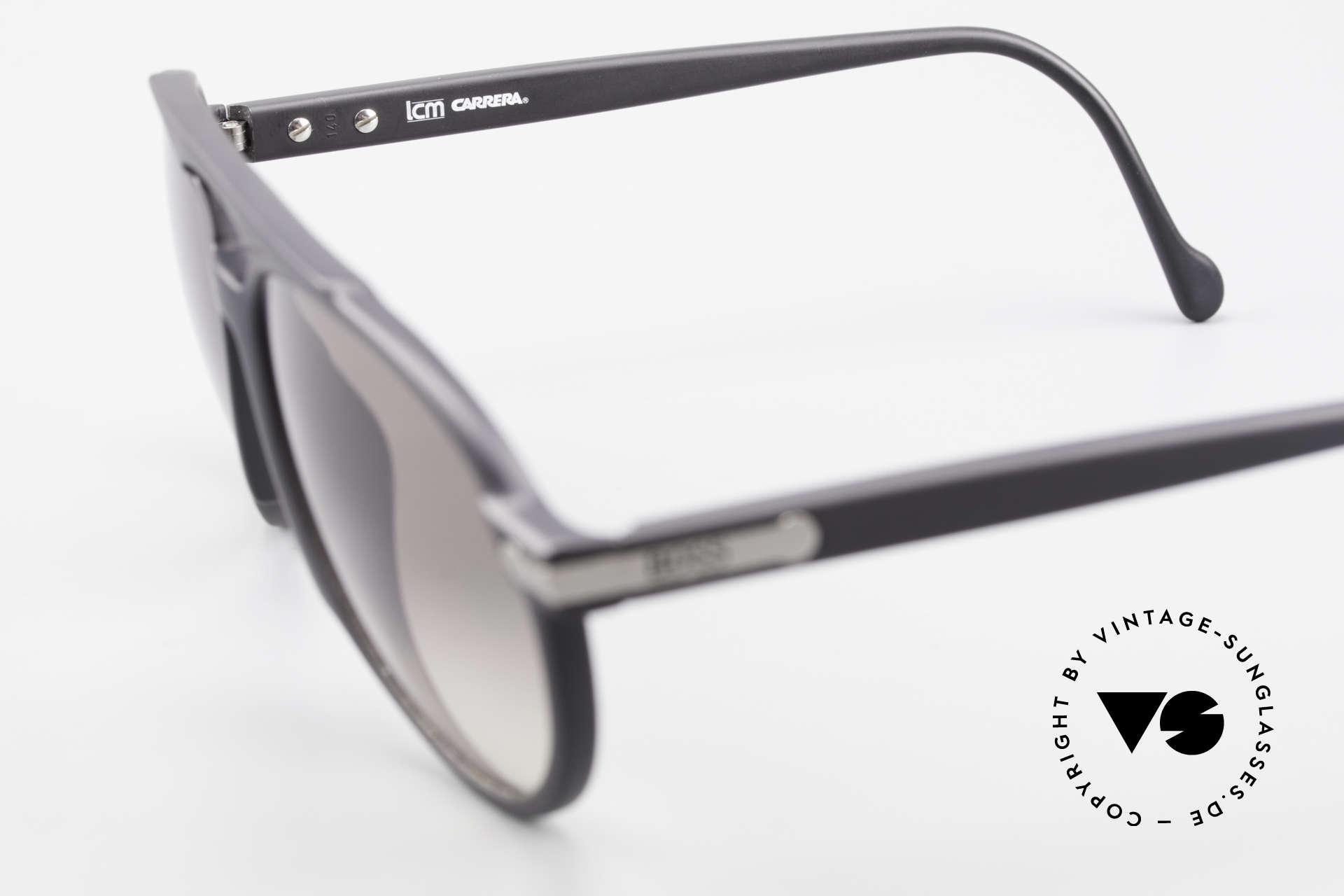 BOSS 5150 90er Vintage Pilotenbrille, unbenutztes Einzelstück; ein alter Klassiker!, Passend für Herren und Damen