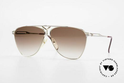 Yves Saint Laurent 8808 80er YSL Aviator Sonnenbrille Details