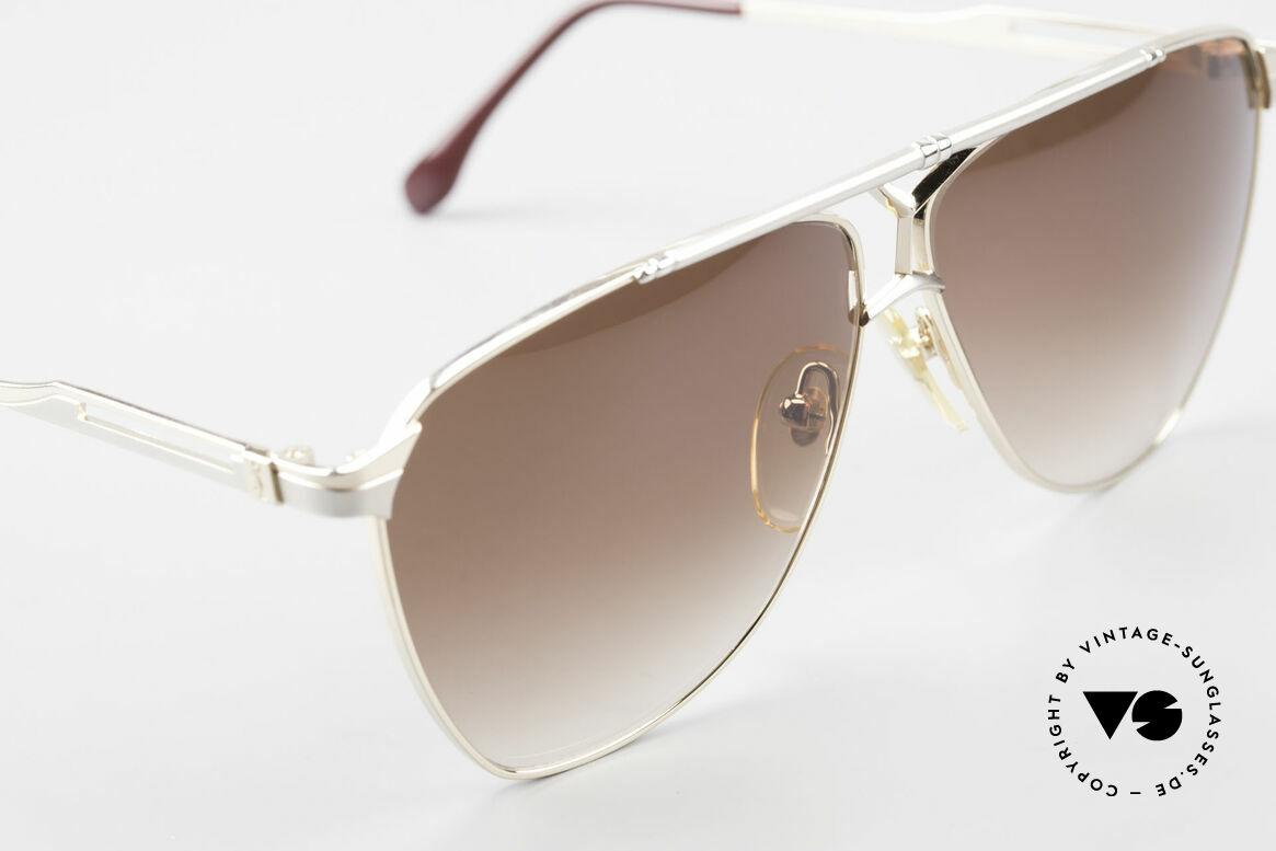 Yves Saint Laurent 8808 80er YSL Aviator Sonnenbrille, KEINE RETRObrille, sondern ein 80er ORIGINAL!, Passend für Herren