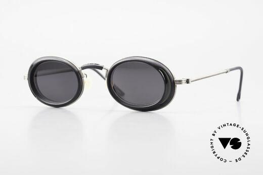 DOX 05 ATS Industrial Brille Gaultier Stil Details