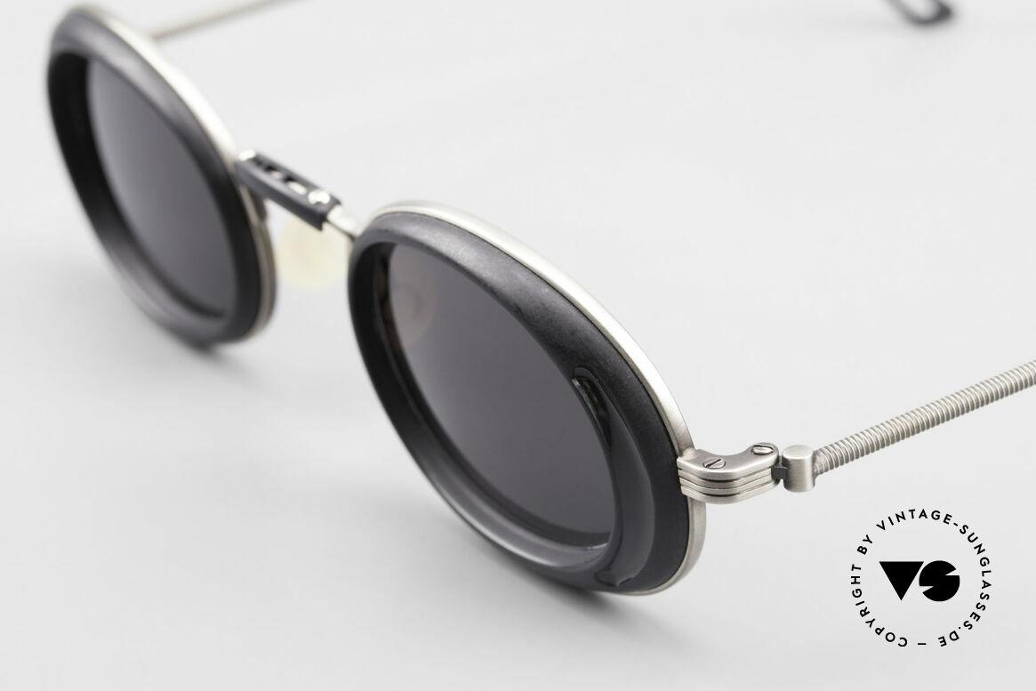 """DOX 05 ATS Industrial Brille Gaultier Stil, """"industrial"""" Brillen-Design mit Steampunk-Elementen, Passend für Herren und Damen"""