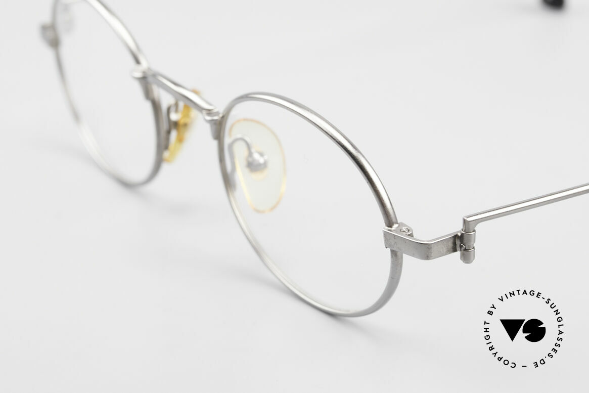 W Proksch's M31/11 Ovale Brille 90er Avantgarde, seit 1998 produziert nun die Firma Kaneko in Lizenz, Passend für Herren